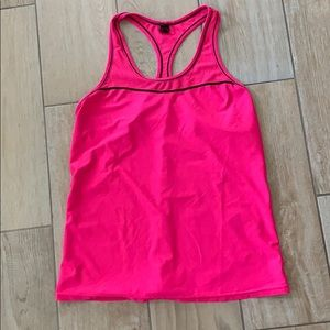 R8 Pink Athletic Tank Top